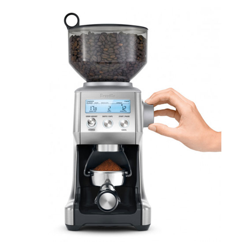 Breville Smart Coffee Grinder BCG820BSS
