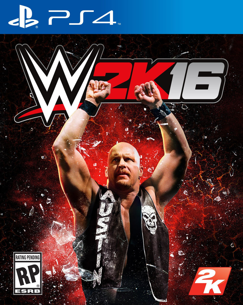 WWE 2K16 (PS4 Game) - Gadgitechstore.com