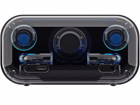 X-Mini™ CLEAR Custom 2.1 Bluetooth Audio System - GadgitechStore.com Lebanon - 2