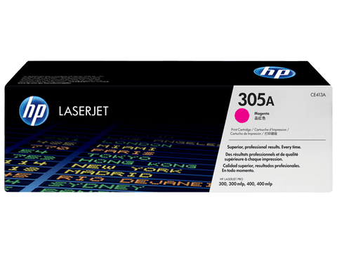HP 305A Original LaserJet Toner Cartridge