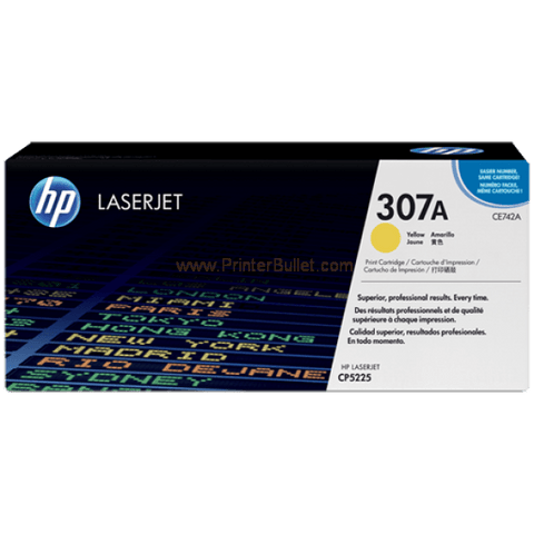 HP 307A Original LaserJet Toner Cartridge