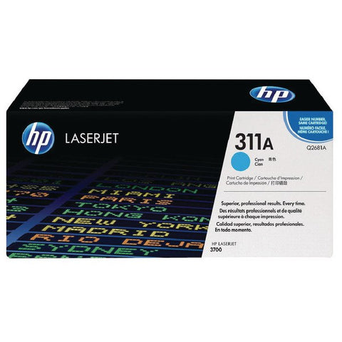 HP 311A Original LaserJet Toner Cartridge