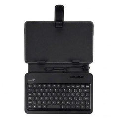 Genius Luxepad A120 Wired Keyboard and Cover for Android - Gadgitechstore.com
