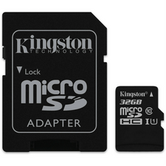 Kingston MicroSD Ultra High-Speed Bus
