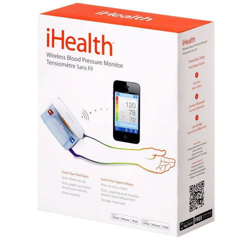 iHealth Wireless Blood Pressure Monitor BP5 - Gadgitechstore.com