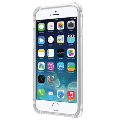Odoyo QUAD360 ULTRA PROTECTIVE CASE FOR IPHONE 6 CRYSTAL CLEAR - GadgitechStore.com Lebanon