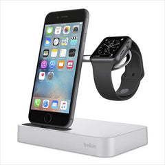 Belkin Valet Charge Dock for Apple Watch + iPhone - Gadgitechstore.com