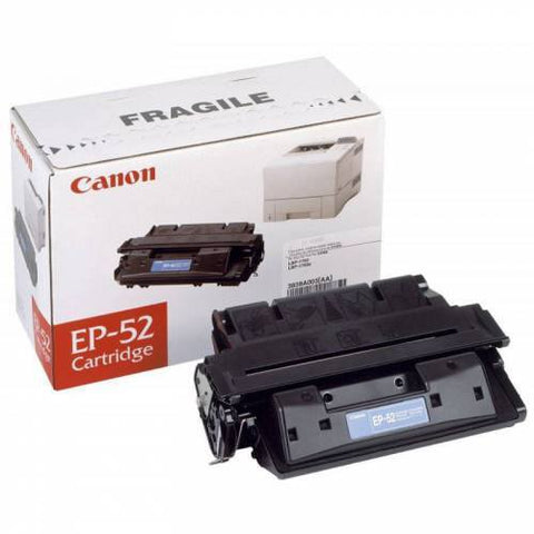 Canon EP-52 Black Toner Cartridge