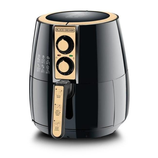 Black & Decker AF300-B5 Air Fryer - Gadgitechstore.com