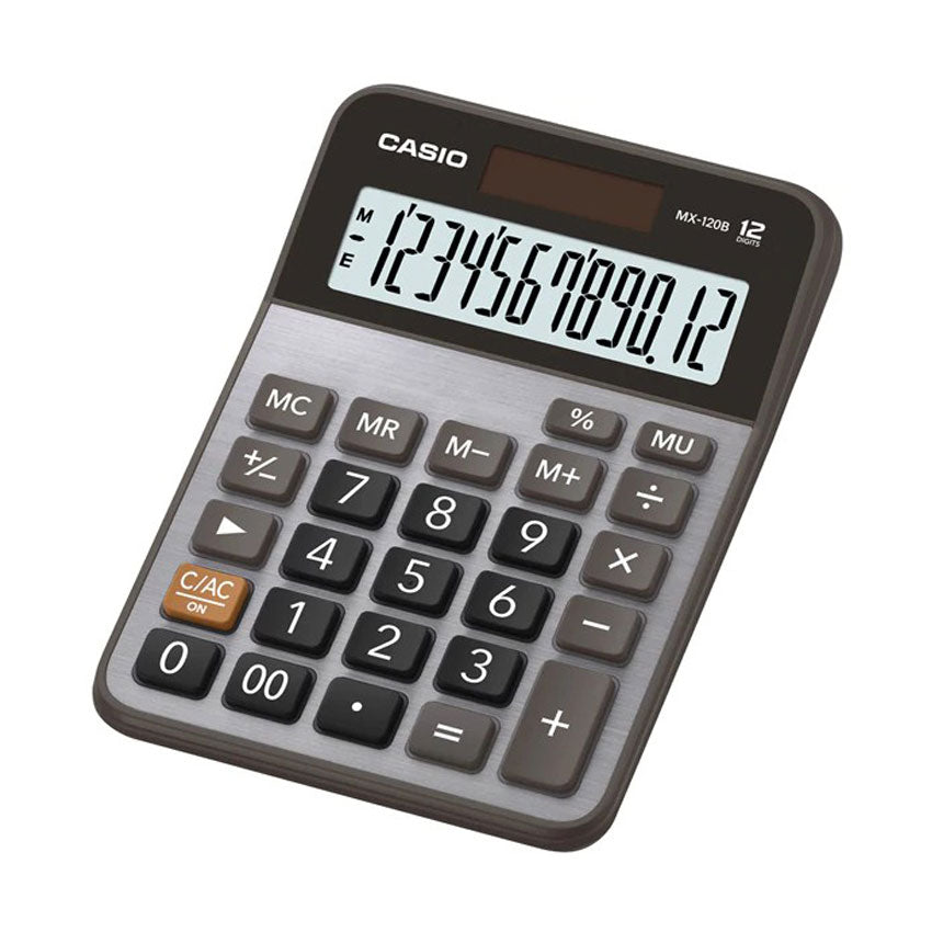 Casio Electronic Calculator MX-120B