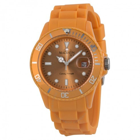 Madison New York Unisex Watches Candy Time