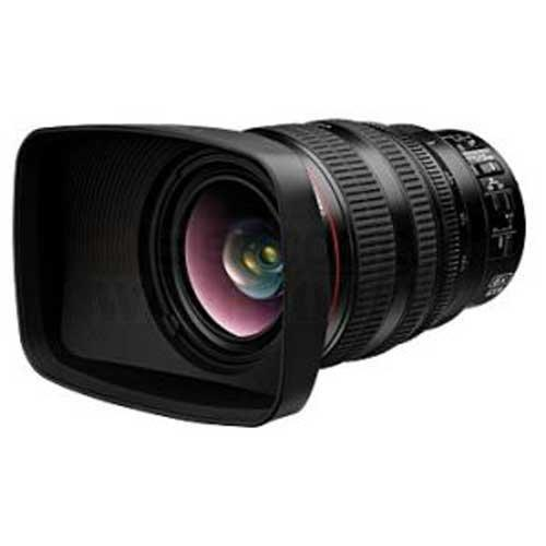 Canon 6X HD Wide Angle Zoom Lens XL 3.4-20.4mm L