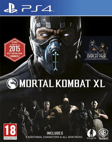 Mortal Kombat XL (PS4 Game) - Gadgitechstore.com
