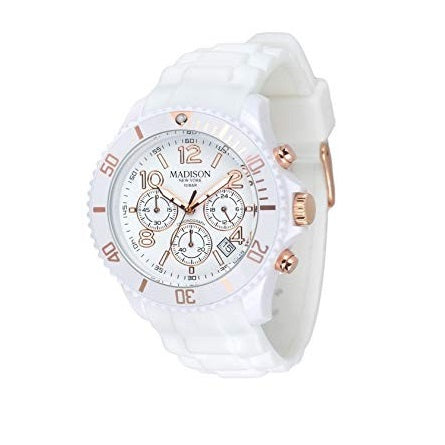 Madison New York Women Watches Candy Chrono