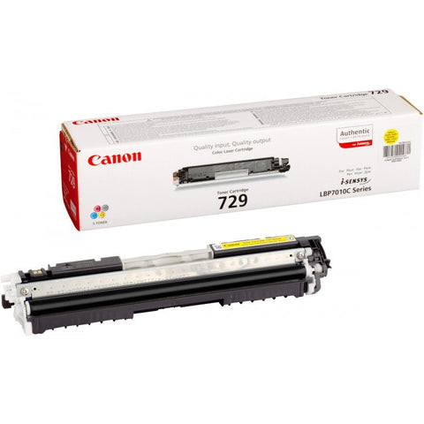 Canon 729 Series Toner Cartridge