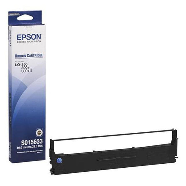 Epson SIDM Black Ribbon Cartridge for LQ-300+II