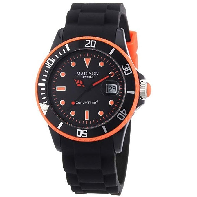Madison New York Watches Candy Time Blackline Neon