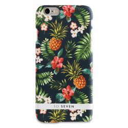 So Seven Jungle Ananas Case For iPhone 8