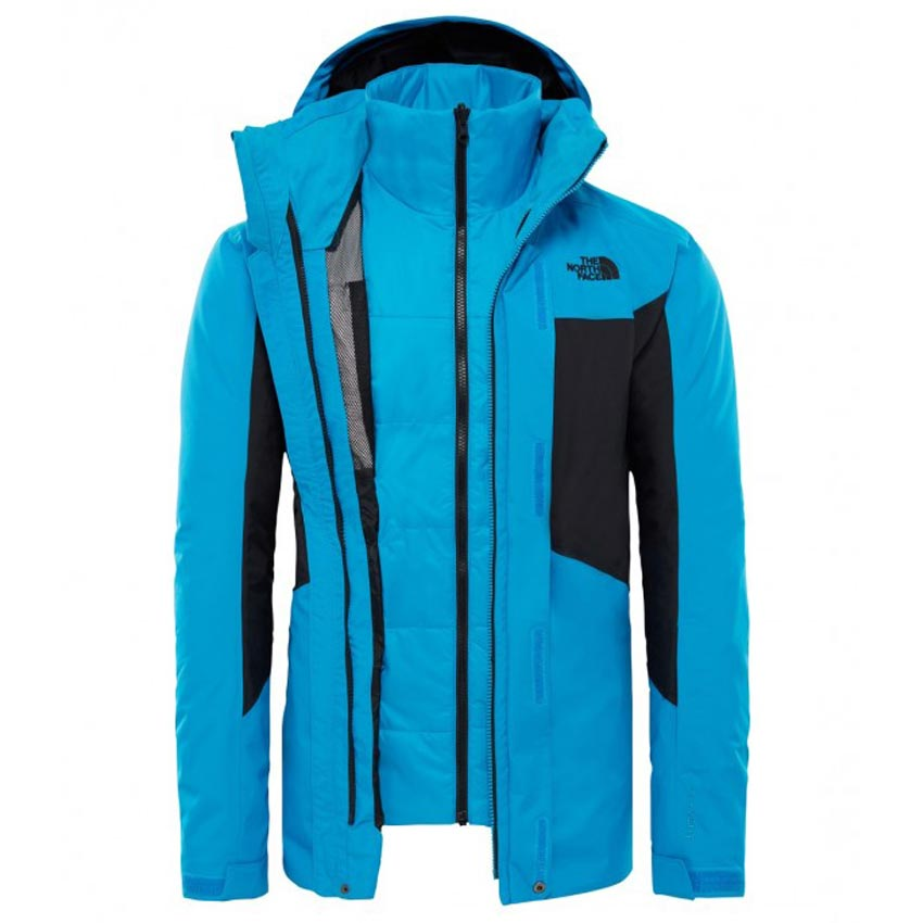 5b06e532af The North Face 34N5 Men s Clement Triclimate Jacket – Gadgitechstore.com