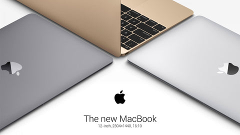 Apple MacBook 12-Inch Retina 1.1GHz Dual-Core Intel Core M Processor - GadgitechStore.com Lebanon - 1