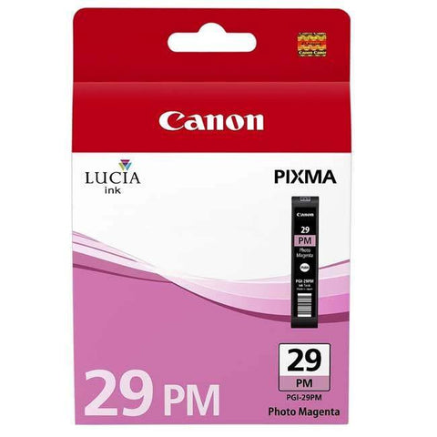 Canon PGI-29 Series Ink Cartridge