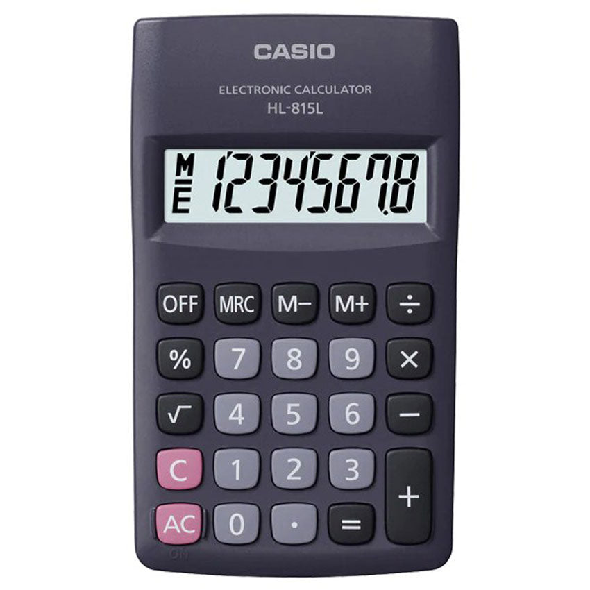 Casio Practical Calculators HL-815L