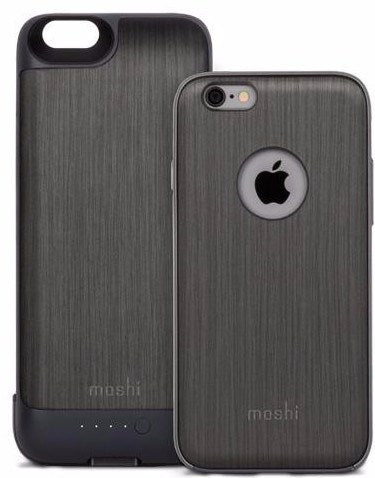 Moshi iGlaze Ion Battery Case for iPhone 6/6S - GadgitechStore.com Lebanon - 4