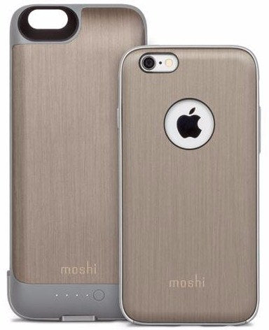 Moshi iGlaze Ion Battery Case for iPhone 6/6S - GadgitechStore.com Lebanon - 1