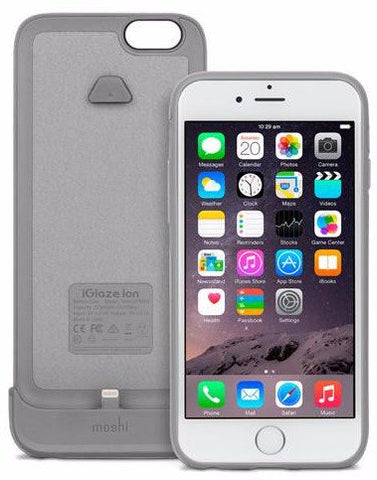 Moshi iGlaze Ion Battery Case for iPhone 6/6S - GadgitechStore.com Lebanon - 2