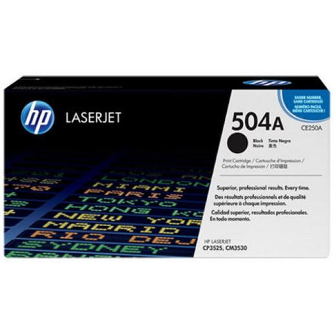 HP 504A Original LaserJet Toner Cartridge