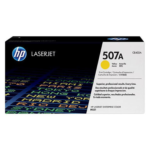 HP 507A Original LaserJet Toner Cartridge