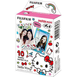 Fujifilm Instax Mini Instant Film (10 sheets, Hello Kitty 2016) - Gadgitechstore.com