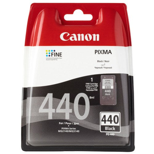 Canon PG & CL 440/441 Series Ink Cartridge - Gadgitechstore.com