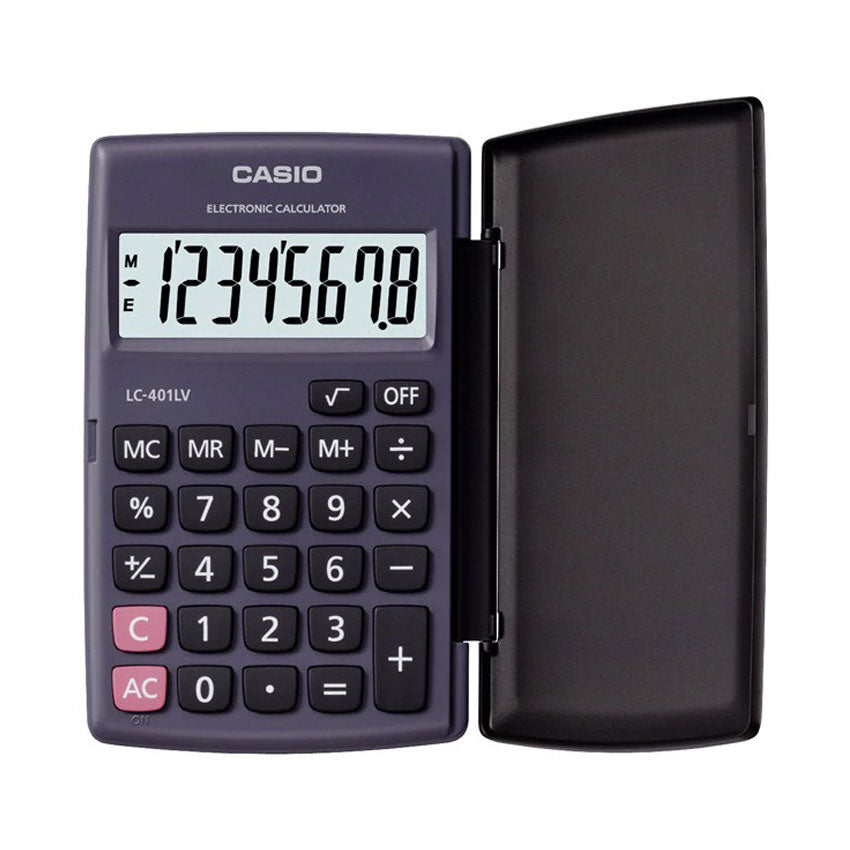 Casio Practical Calculator LC-401LV
