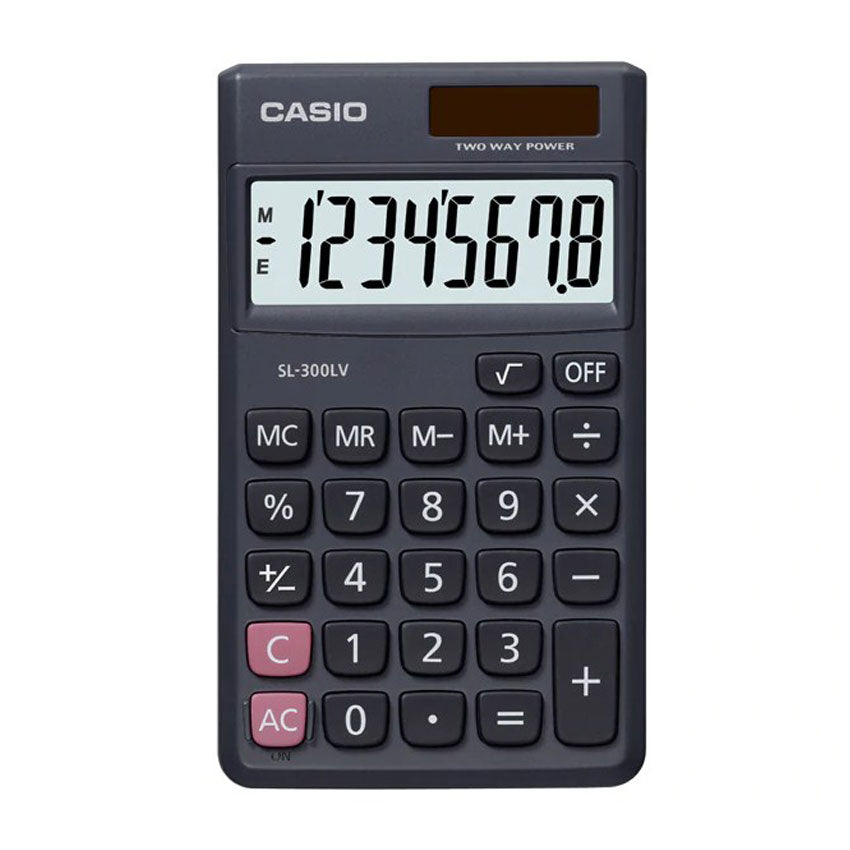 Casio Practical Calculator SL-300LV