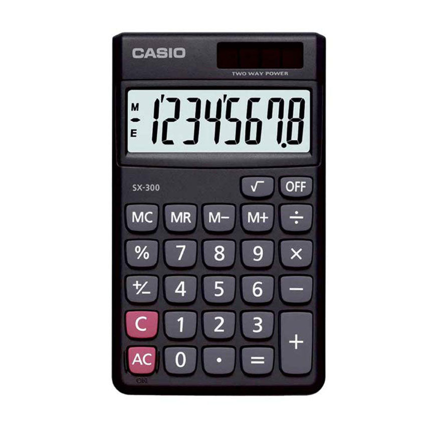Casio Portable Calculator SX-300