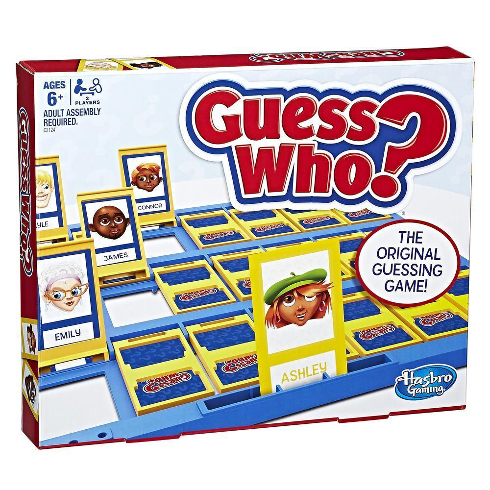Guess Who Board Game