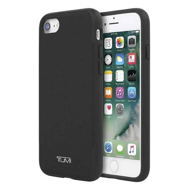 designer fashion cb39d 536ee Tumi Coated Canvas Co-Mold Case for iPhone 7 / iPhone 8
