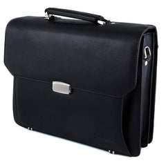"Toshiba Nero Leather Case - Black 13"", 14"" - Gadgitechstore.com"