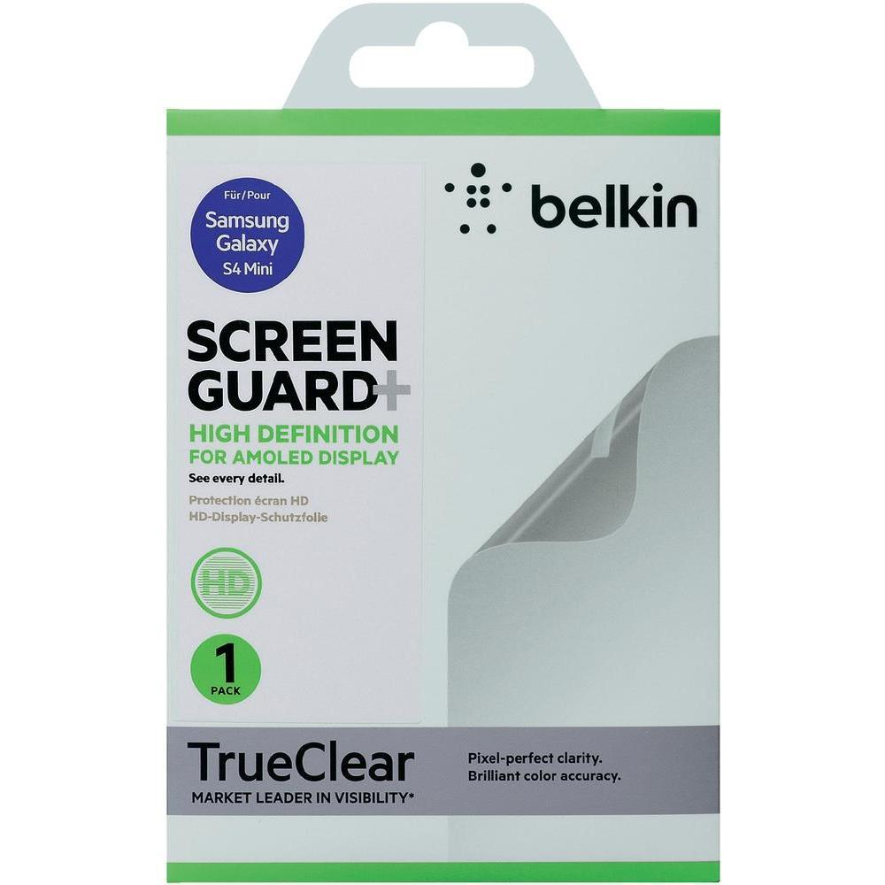 Belkin Screen Protector HD for Samsung Galaxy S4 Mini