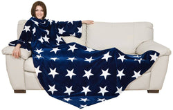 Lavatelli Kanguru Blanket with Sleeves - Stars - Gadgitechstore.com