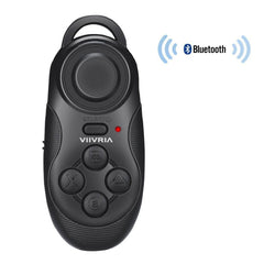 Mercurymall® Mini Portable Multi-functional Wireless Bluetooth 3.0 Gamepad Remote Controller - GadgitechStore.com Lebanon - 1