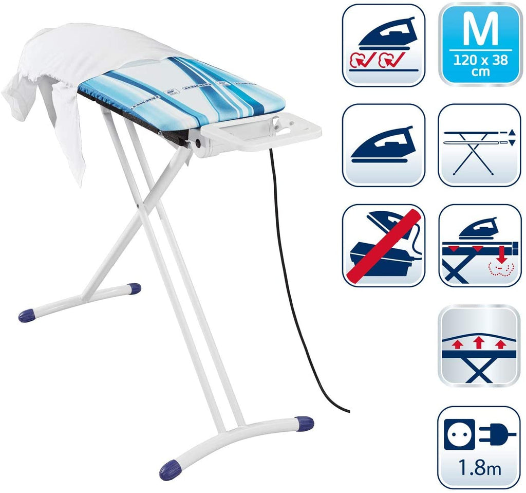 Leifheit Air Flow M Solid Plus Ironing Board