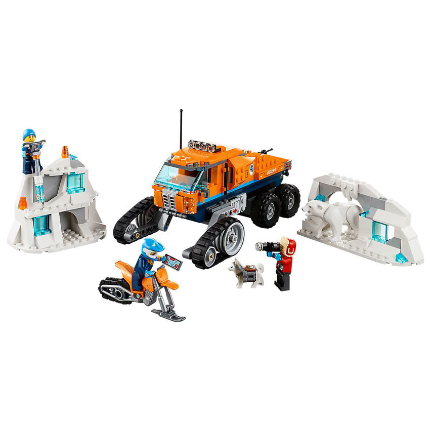 Lego Arctic Scout Truck (60194)