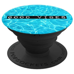 PopSockets Expanding Stand and Grip (Good Vibes)