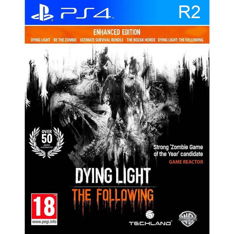 Dying Light (PS4 Game)