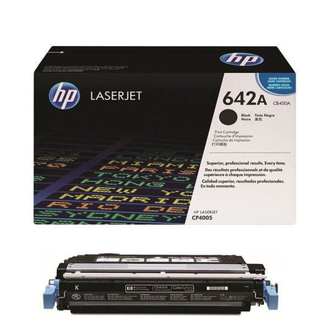 HP 642A Original LaserJet Toner Cartridge