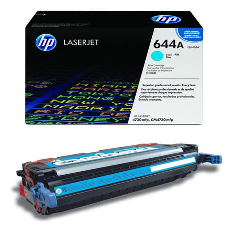 HP 644A Original LaserJet Toner Cartridge