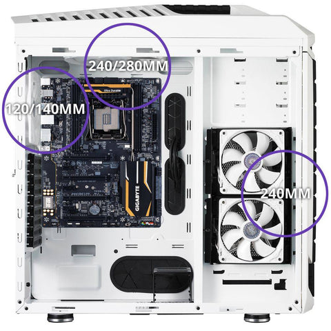 Cooler Master STRYKER WINDOW PANEL - Gadgitechstore.com