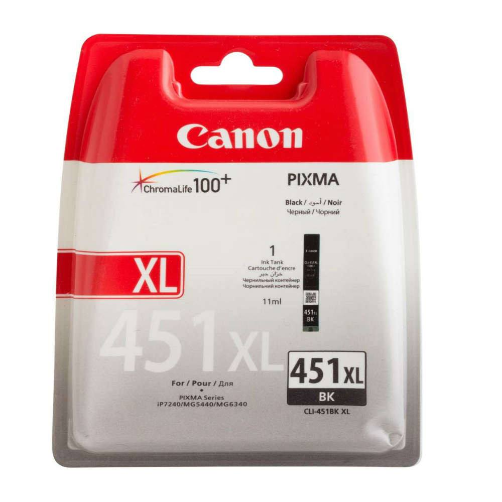 Canon CLI-451 Xl Series Ink Cartridge - Gadgitechstore.com